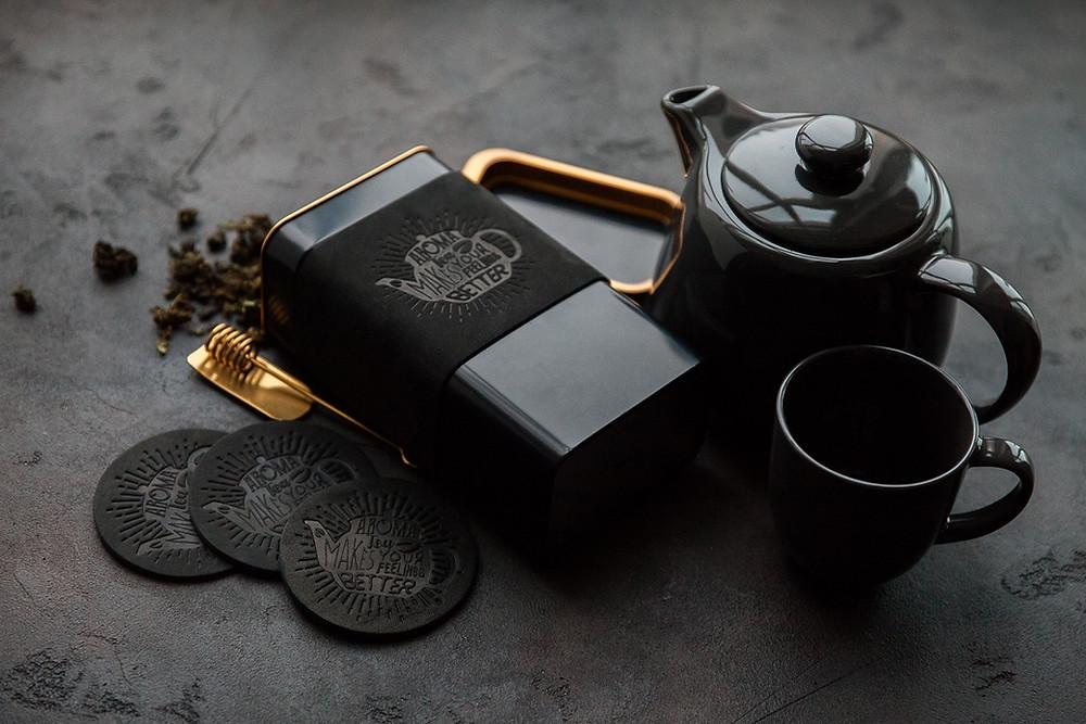 чай для мужчины