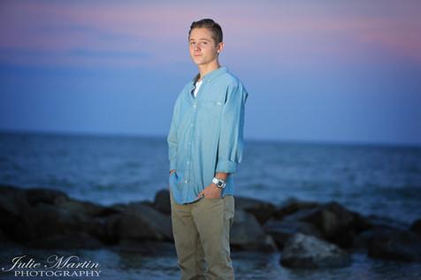 Beach senior pics Julie Martin Photography