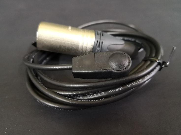VS-411PP Transductor de condensador de alta calidad con preamplificador Phantom