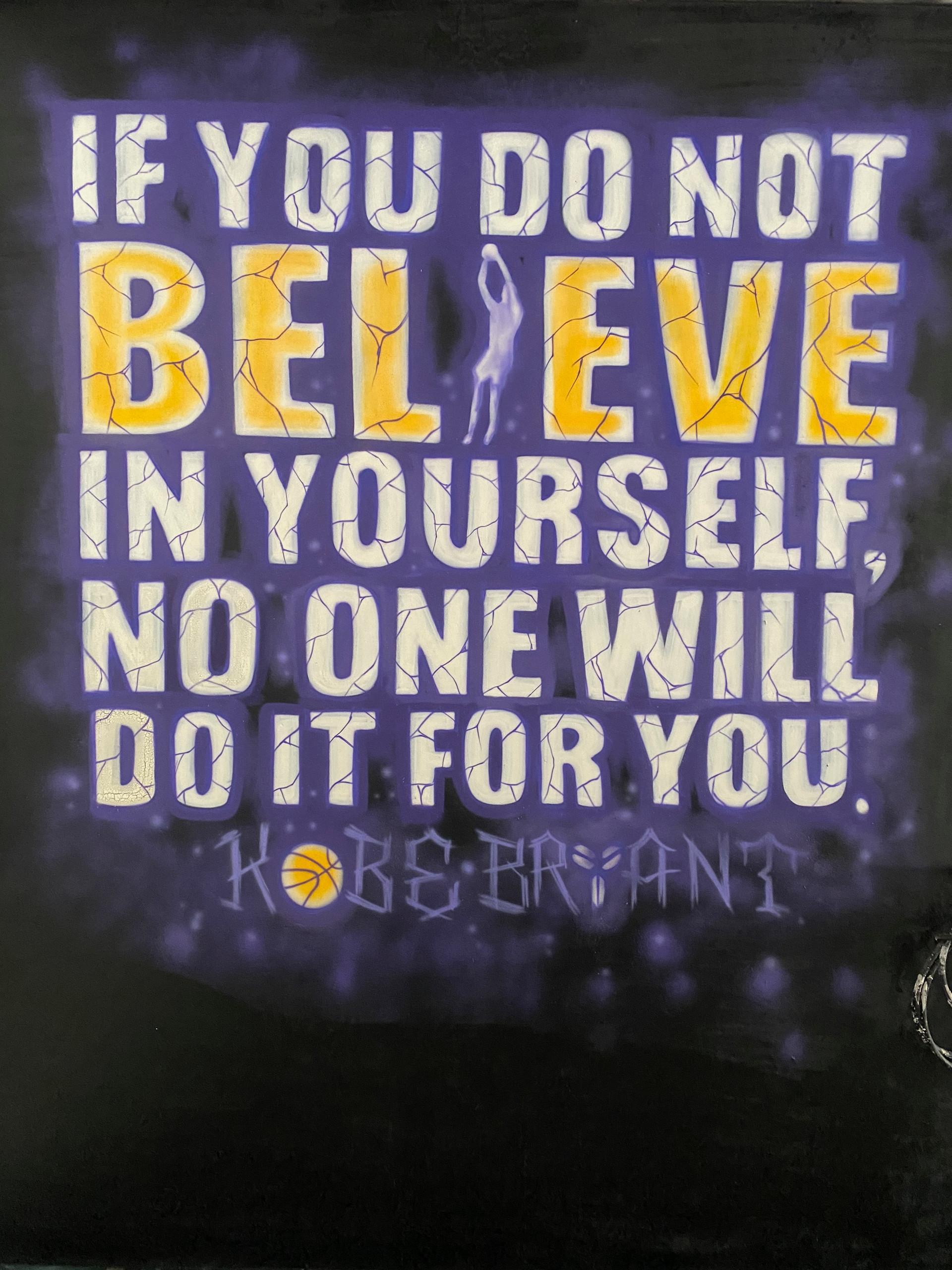 Kobe Bryant - Motivation
