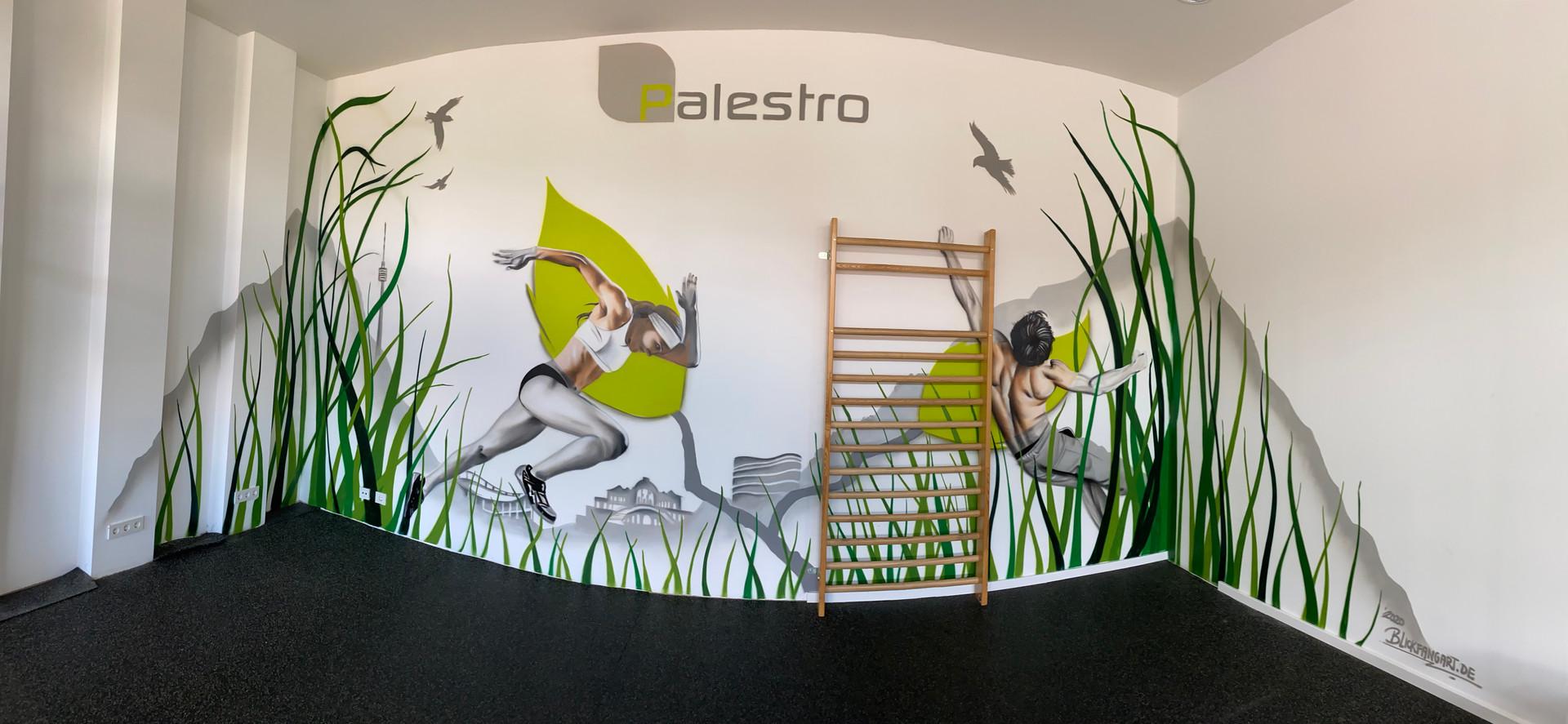 Fitnessstudio Gestaltung