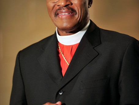COGIC Presiding Bishop Announces his Retirement