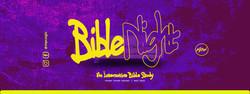 Bible Night website banner