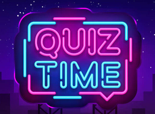 Quiz Night - Coming Soon - Test Your Knowledge