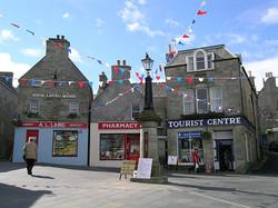 Lerwick Town Centre
