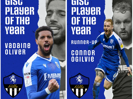 Player of the Year Results 2020/2021