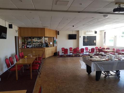 Pre-Match Social: Brasenose Club Open
