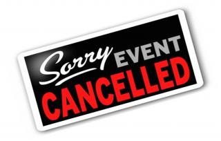 Quiz Night and Away Travel Cancelled