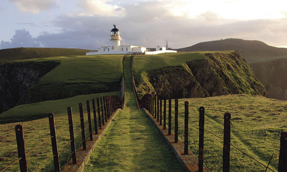 North Lighthouse, Fair Isle
