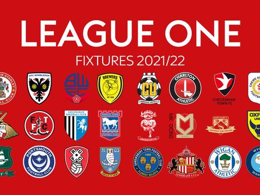 Fixture List 2021/2022