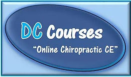 contact us for online chiropractic ce credits an coninuig education information