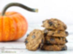 Chocolate Chip Pumpkin Cookie