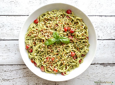 Zucchini Noodles AKA Zoodles