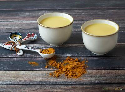 Healing Turmeric Tea