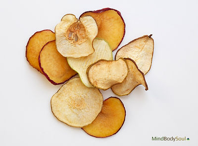 Dehydrated Fruit Chips
