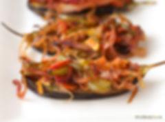 Charred Eggplant Dip