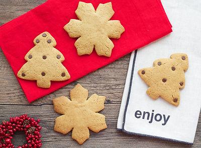 Holiday Quinoa Cookies