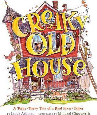 Creaky Old House (9781402744617)
