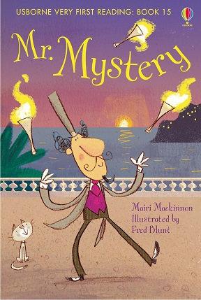 Book 15: Mr Mystery (9781409507178)