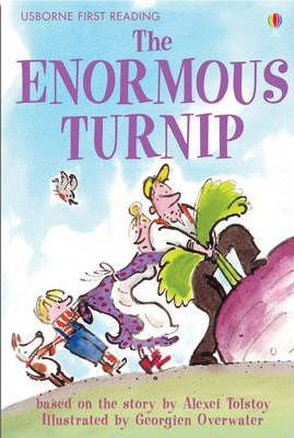 The Enormous Turnip (9780746073353)