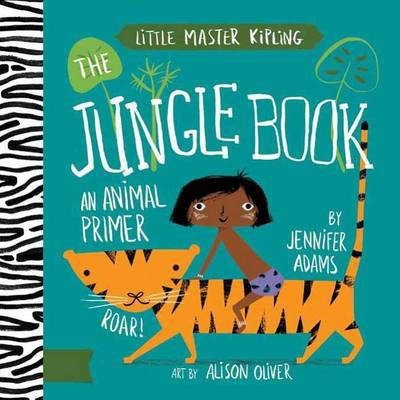 Little Master Kipling: The Jungle Book (9781423635482)