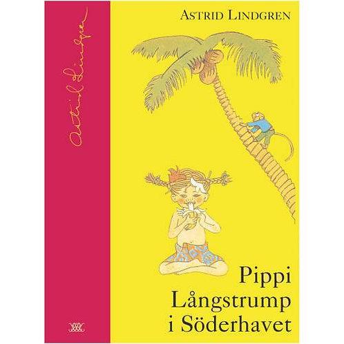 Pippi Långstrump i Söderhavet (9789129657524)