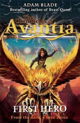 The Chronicles of Avantia: First Hero (9781408307472)