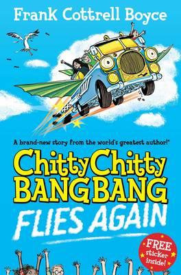 Chitty Chitty Bang Bang Flies Again (9780330544191)