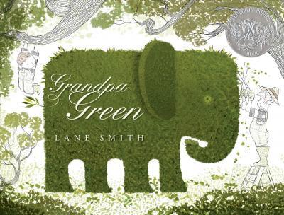 Grandpa Green (9781596436077)