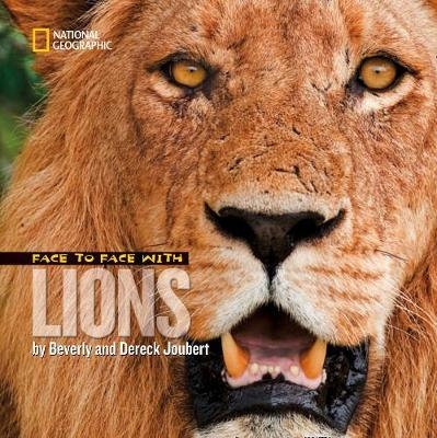Face to Face with Lions (9781426306273)