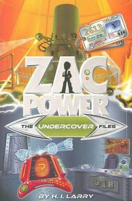 Zac Power 5: The Undercover Files (9781921759871)