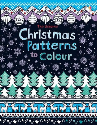 Christmas Patterns to Colour (9781409532378)