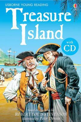 Treasure Island (with CD) (9780746080153)