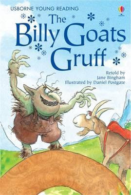 The Billy Goats Gruff (9780746063316)