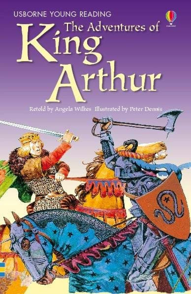 The Adventures of King Arthur (9780746080566)