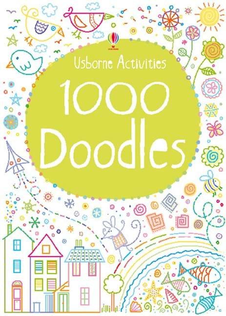 1000 Doodles (9781409537151)