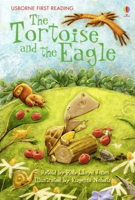 The Tortoise and the Eagle (9780746096611)
