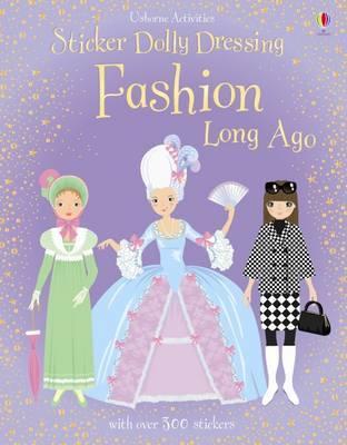 Fashion Long Ago Sticker Dolly Dressing (9780746099711)