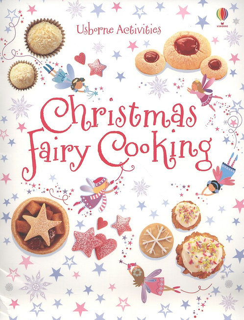 Christmas Fairy Cooking (9781409555711)