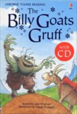 The Billy Goats Gruff (with CD) (9780746088968)