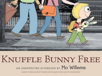 Knuffle Bunny Free (9781406336498)