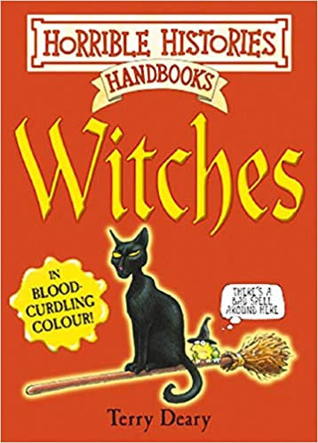 Horrible Histories Witches Handbook (9780439949866)