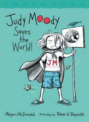 Judy Moody 3: Saves the World! (9781406302127)