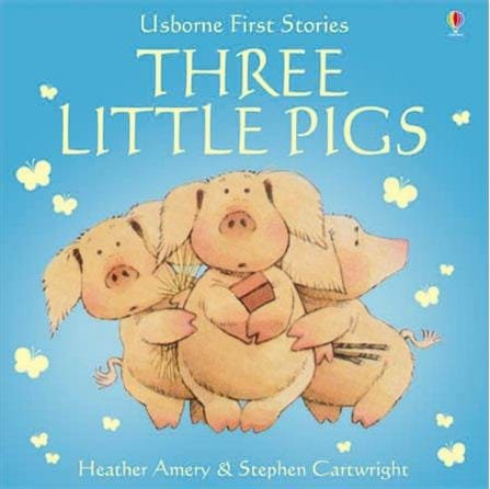 Three Little Pigs (9780746058398)