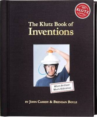 The Klutz Book of Inventions (9781591748793)