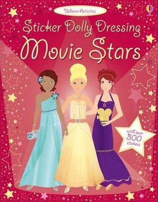 Movie Stars Sticker Dolly Dressing (9781409509530)