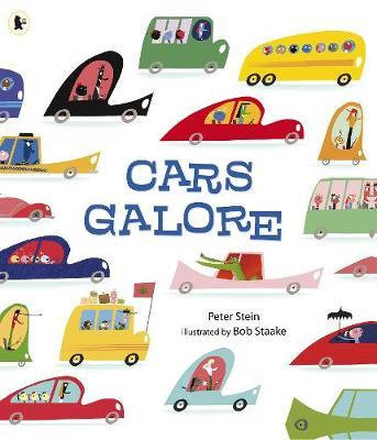 Cars Galore (9781406343885)