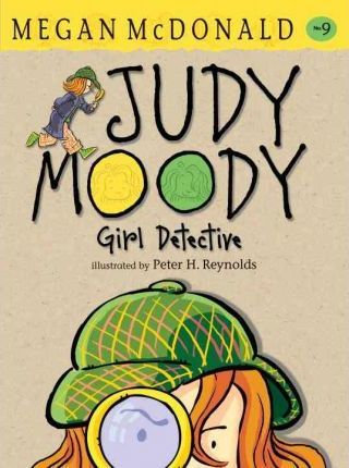 Judy Moody 9: Girl Detective (Hardback) (9780763634506)