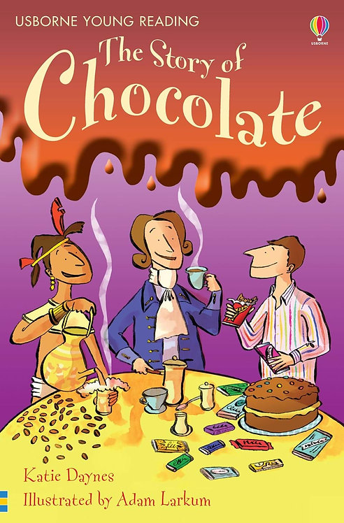 The Story of Chocolate (9780746080542)