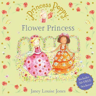 Princess Poppy: Flower Princess (9780552561921)